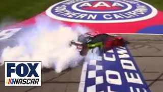 Radioactive: Auto Club 400 - 'Yeah, I'm...