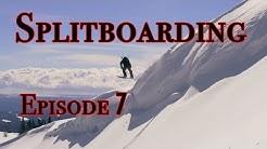 Splitboarding the Northern Rockies - Episode 7 Going for Bigger Lines