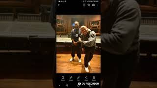 Kanye West and Dr Dre Jesus is king II