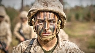 She was born in a Russian prison and became a US Marine