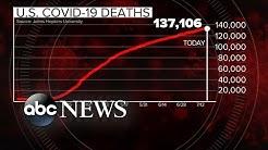 COVID-19 death rate climb in 25 states l WNT