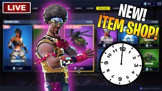 *NEW* ITEM SHOP LIVE COUNTDOWN! New Fortnite Skins March 23rd LIVE! (Fortnite Item Shop Live)