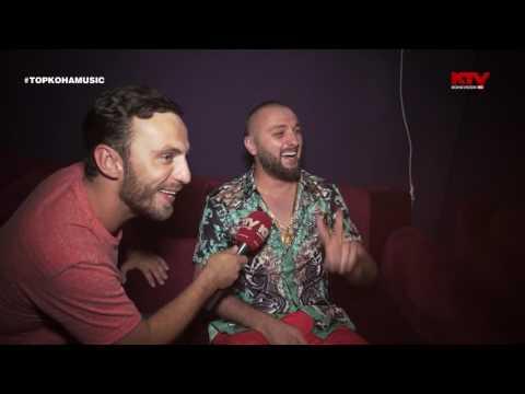 Top Koha Music - Prapaskenat dhe performanca e Majk & Cozman ne Zone Club