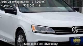2016 Volkswagen Jetta 1.4T S for sale in Neptune, NJ 07753 a thumbnail