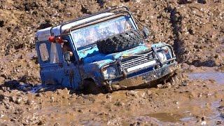 RC ADVENTURES - TTC 2015 - MUD BOG - Tough Truck Challenge (Event 5)