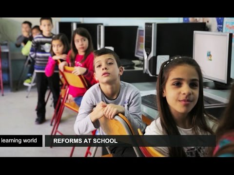 Reforming Greece's primary schools with limited resources (Learning World: S5E26, 2/3)