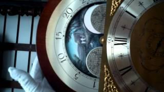 Comitti Of London Kensington Grandfather Clock Part 2