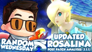 【Analysis】Rosalina by ZeRo (Ft. Dabuz) Super Smash Bros WII U