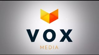Vox Media Video Reel early 2012
