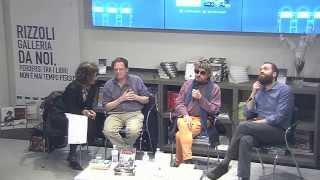 Edward Carey e Alessandro Mari presentano i loro ultimi libri