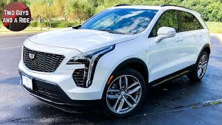 2019 Cadillac XT4 Sport AWD - Will it challenge the Premium Imports?