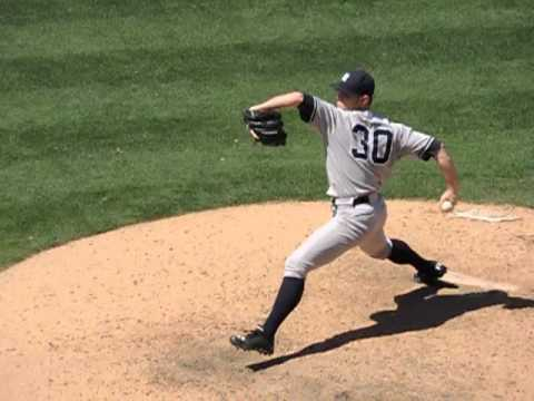 David Robertson Slow Motion Delivery