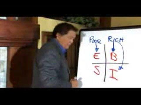 Robert Kiyosaki - Why MonaVie is the perfect Business? MLM