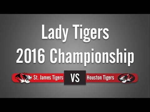 St. James vs Houston @ Missouri S&T - Girls Basketball State Championship