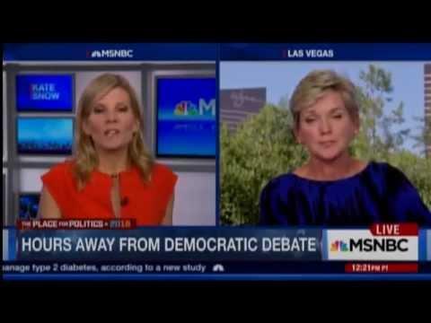 MSNBC Host Asks Former Michigan Gov. Jennifer Granholm About Rapper T.I.