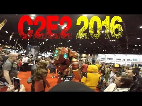 Chicago Comic Con (C2E2) 2016
