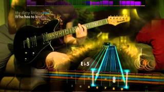 "Rocksmith 2014 - DLC - Guitar - The All-American Rejects ""Dirty Little Secret"""