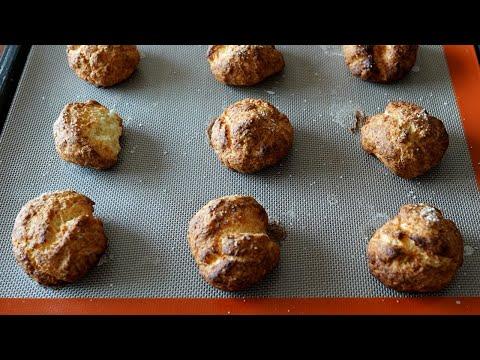 [Eng] 가온 베이커리 '라우겐 스콘' 만들기:베이킹소다편(Laugen Pretzel Scone Recipe)