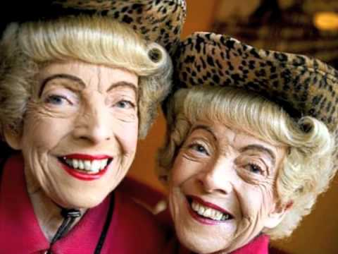 RIP Marian Brown and Vivian Brown San Francisco&39;s Brown Twins