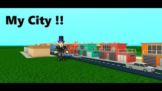 My City - Roblox - City Architect - Build a City!