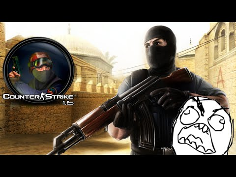 Counter-Strike 1.6 для Android (ПВ В ШОКЕ)