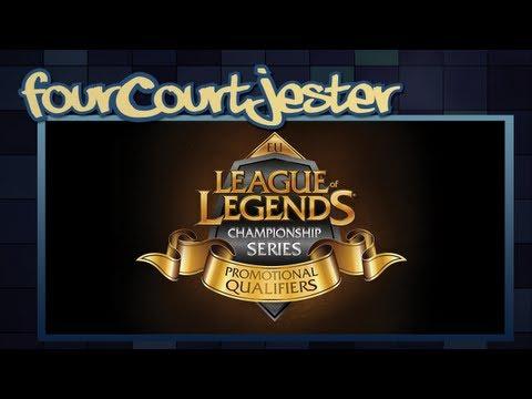 LoL EU LCS Promo - Anexis vs Dexter - Game 1