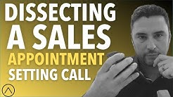 Dissecting a Sales Appointment Call wth Joe Soto | Local Consulting Academy