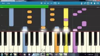Anh Sẽ Sớm Về Thôi Remix - Isaac Piano Tutorial