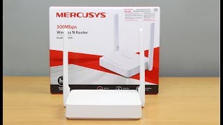Mercusys MW305R, налаштування PPPoE