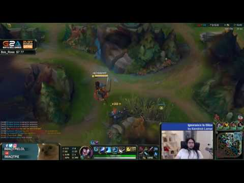 League of Legends Master of oriental alabaster and the forecaster