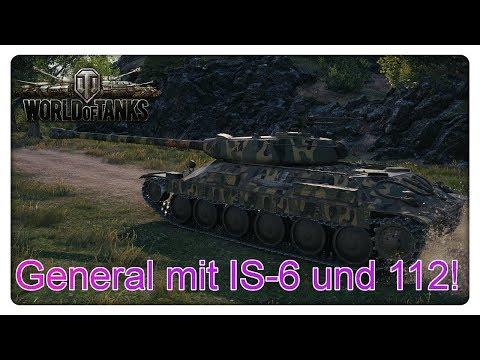 Stream Highlight: General mit IS-6 und 112!