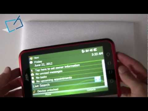 7 Windows Mobile Pda Tablet With 3g