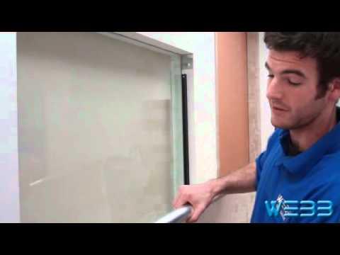 WebbShade Installation Tips and Tricks - Adjusting Tension