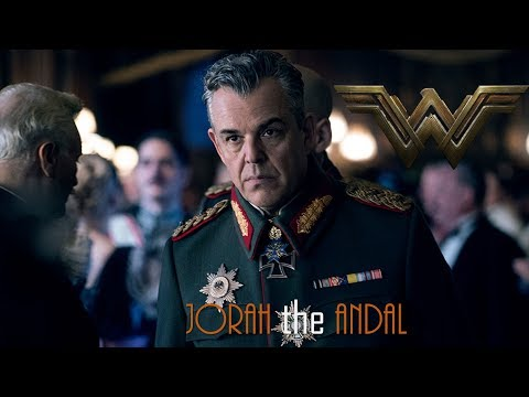 Wonder Woman - General Ludendorff Suite (Theme)