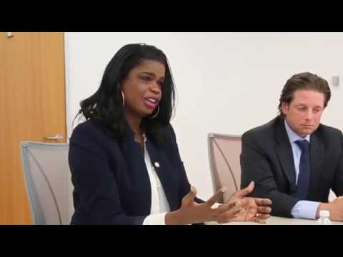 Cook County State's Attorney Kim Foxx discusses Chicago violence