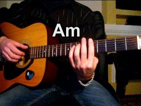Руки Вверх - Алешка Тональность ( Am ) Песни под гитару - Вступление, Соло