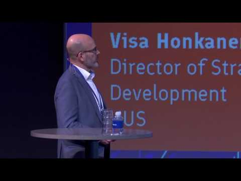 Visa Honkanen, HUS: Reboot Finland D.Day for Wellbeing and Health May 11th 2017