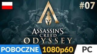 ASSASSIN'S CREED ODYSSEY PL ???? LIVE ???? Tylko misje poboczne! :) - Na żywo