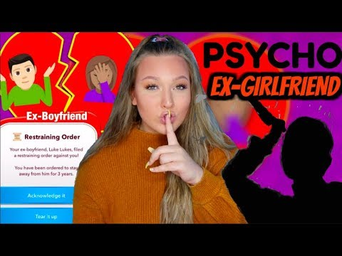 STALKING MY EX-BOYFRIEND ON BITLIFE *I RUINED HIS LIFE*