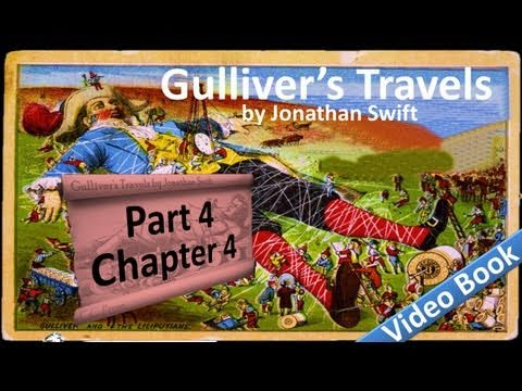Part 4 - Chapter 04 - Gulliver's Travels by Jonathan Swift