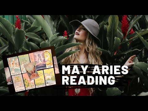 """ARIES MAY 2019 - """"NEW BEGINNINGS AND TONS OF BLESSINGS ALL OVER"""""""