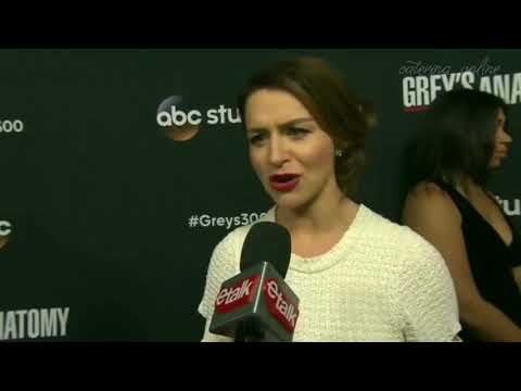 Caterina Scorsone on watching Grey's for 14 seasons!