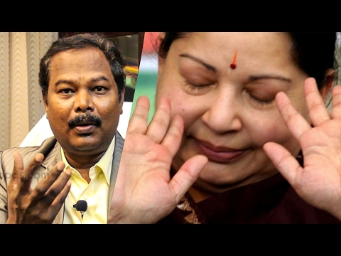 "Shocking:""Jayalalithaa Was Literally Crying""- Dr.M.N.Sankar - Jayalalithaa's Accupunture Doctor"