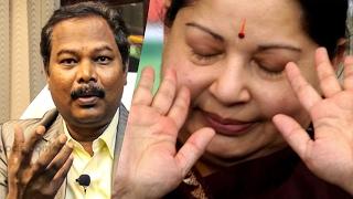 "Shocking: ""I would have saved Jayalalitha"" – Dr. MN Shankar"