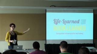 OSB2014 - Liz Abinante - Unicorns Are People, Too: Re-Thinking Soft and Hard Skills
