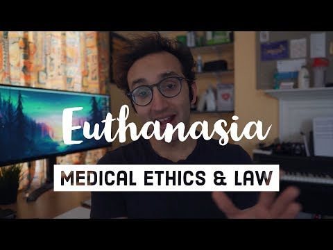 Euthanasia - Medical Ethics And Law At The End Of Life