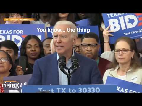 Joe Biden Has Dementia #2 - You Know, The Thing