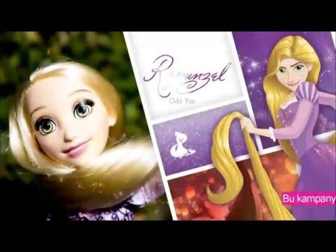 Disney Princess Işıltılı Prensesleri...