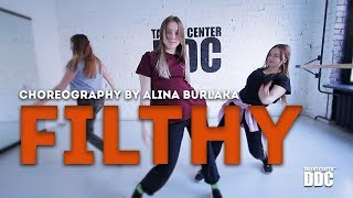 Justin Timberlake - Filthy choreography by Alina Burlaka | Talent Center DDC
