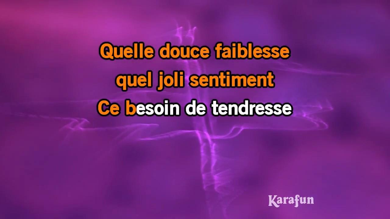 CHANSON LA BOURVIL TÉLÉCHARGER TENDRESSE